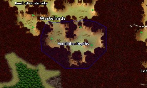 Forbidden Depths