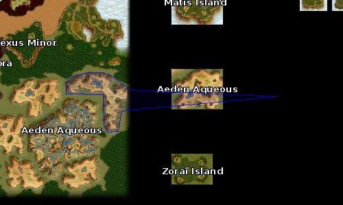 Lagoons of Loria